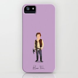 Harrison Ford - A New Hope iPhone Case