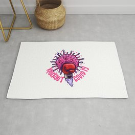 Knock Out Virus Rug