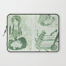 Anne of Gren Gables Green Laptop Sleeve