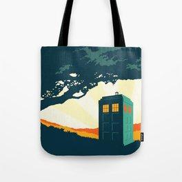 Tardis Travel Tote Bag