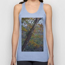 Cuyahoga Camouflage Unisex Tank Top