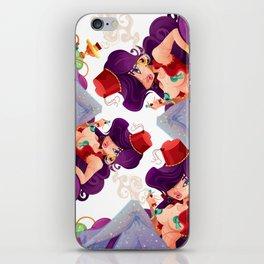 Hookah Hookup iPhone Skin