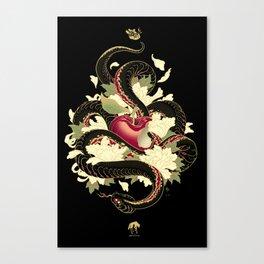 PURO VENENO Canvas Print
