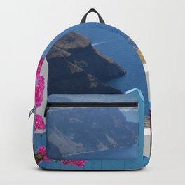 The wonderful Santorini Backpack