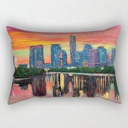 Imagine Austin Rectangular Pillow