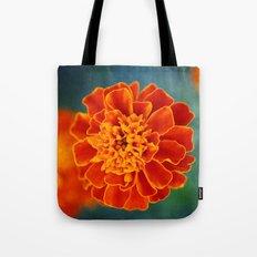 One in Orange Tote Bag
