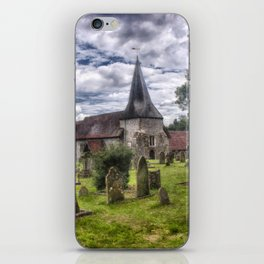 St Mary Barcombe iPhone Skin