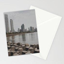 PANAMA CITY VI Stationery Cards
