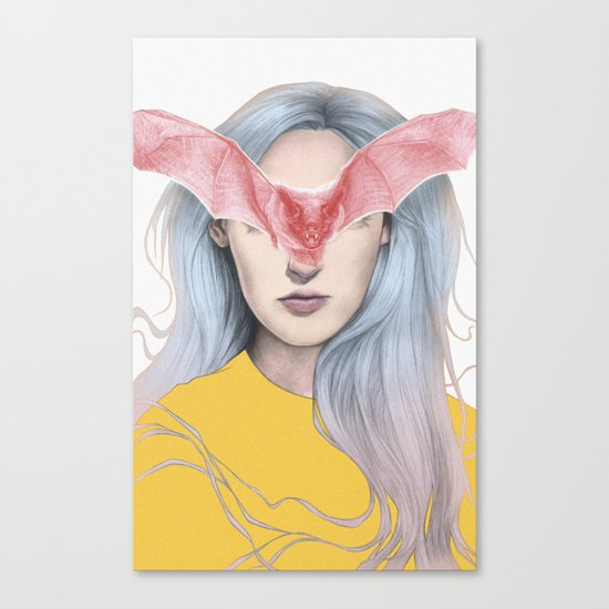 See No Evil 2 Canvas Print