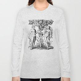 Adam & Eve Long Sleeve T-shirt