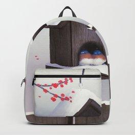 Winter's Garden Backpack