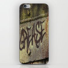 Grease iPhone & iPod Skin