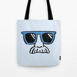 Too Cool (blue cyan) Tote Bag