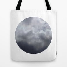 Planetary Bodies - Cloud Tote Bag