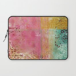 When the voice within speaks Laptop Sleeve