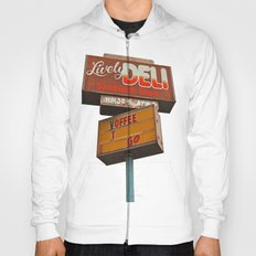 The old deli Hoody