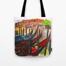 Paradisal Venice Tote Bag