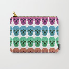 Dia De Los Muertos Pattern Carry-All Pouch