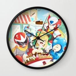 Sunday Sundae - Megaman Wall Clock