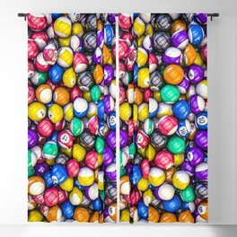 Poolhall Junkies Blackout Curtain