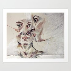 close-up Art Print