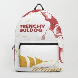Frenchy Buldog Backpack