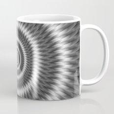 Monochrome Rings Mug