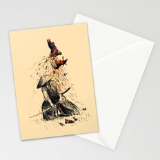 Target Practice Stationery Cards