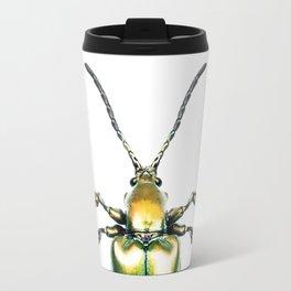 Beetles #2 (Sagra Femorata) Travel Mug