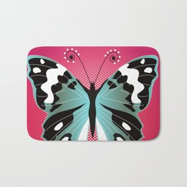 Butterfly Queen Bath Mat
