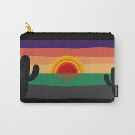 Desert Beach Carry-All Pouch