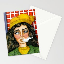 You Should Smile More (Margo) Stationery Cards