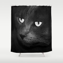 Mr Maddison Shower Curtain