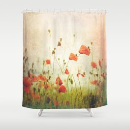 Fractions A57 Shower Curtain