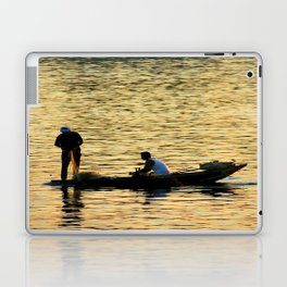 End of the Days Fishing Laptop & iPad Skin