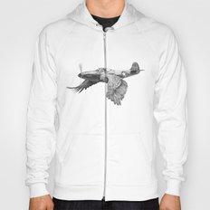 In which it's a bird. It's a plane. Hoody