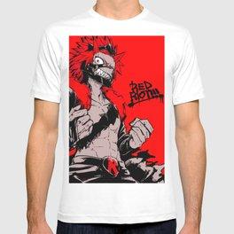 RED RIOT / KIRISHIMA EIJIRO - MY HERO ACADEMIA T-shirt