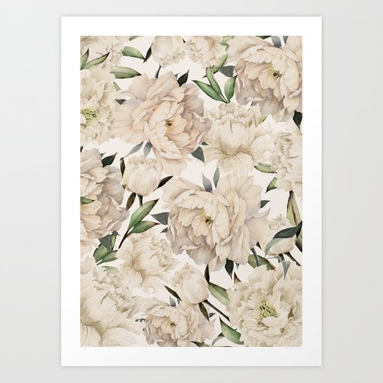 Peonies Pattern by nadja1