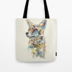 Heroes of Lylat Starfox Inspired Classy Geek Painting Tote Bag