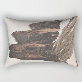 Three Rocks Rectangular Pillow