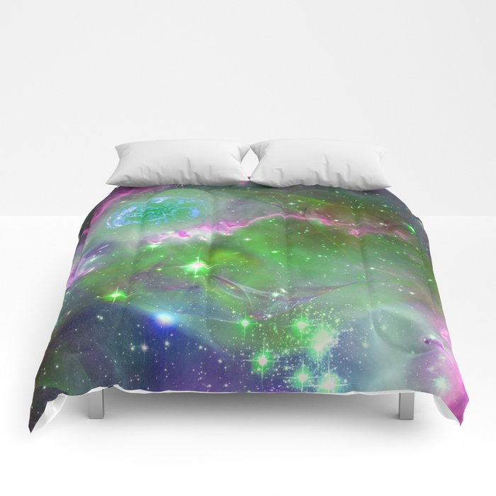 Gas Giant Forming Comforters