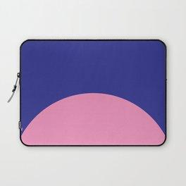 Blue Rising Laptop Sleeve