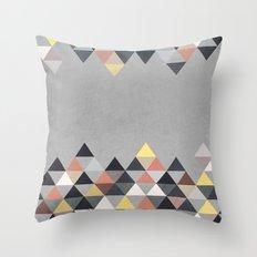 Nordic Combination 14 Throw Pillow