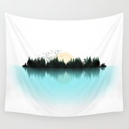 The Sounds of Nature Wall Tapestry