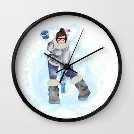 Mei Cryo-Freezing Wall Clock