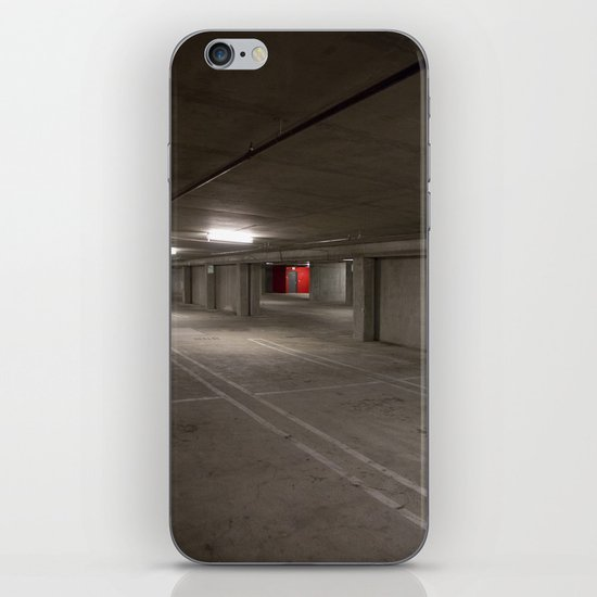Parking Garage iPhone & iPod Skin