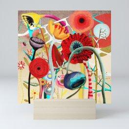 Restart Yourself Mini Art Print