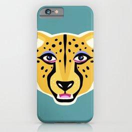 Guepardo iPhone Case