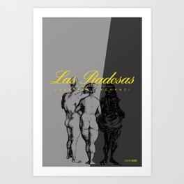 Las Piadosas Art Print