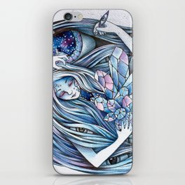 Dreamcycle iPhone Skin